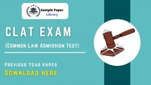A Very important notification to download CLAT previous year question papers