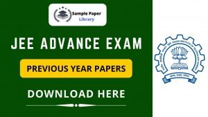 How do JEE Advanced Previous year Question Papers contribute to the preparation