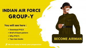 Airman Group-Y exam details