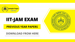 Easy tips to help you solve IIT JAM Previous Year Question Papers