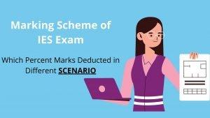 Marking Scheme for IES Exam 2022