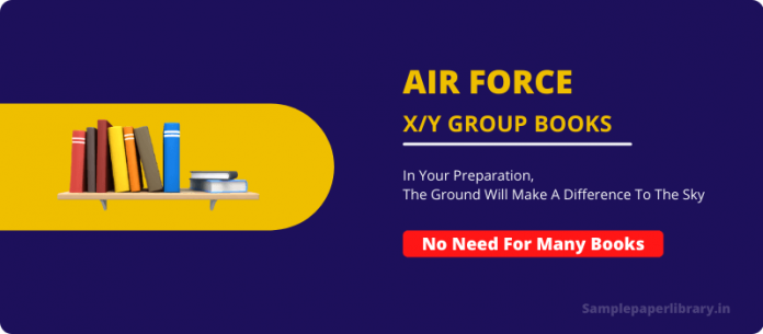 books for airforce x and y group
