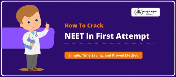 How to crack NEET in First Attempt without Coaching